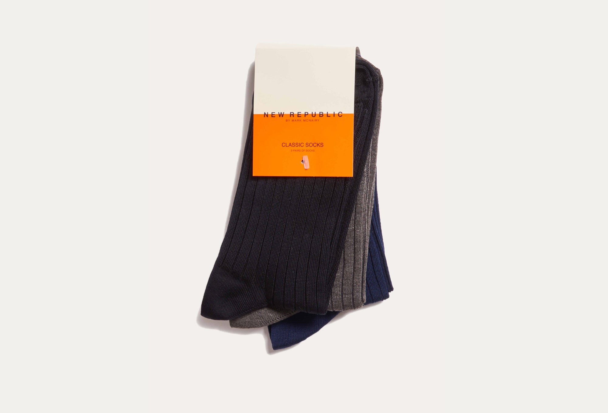 Goldhawk 3-Pack Crew Socks