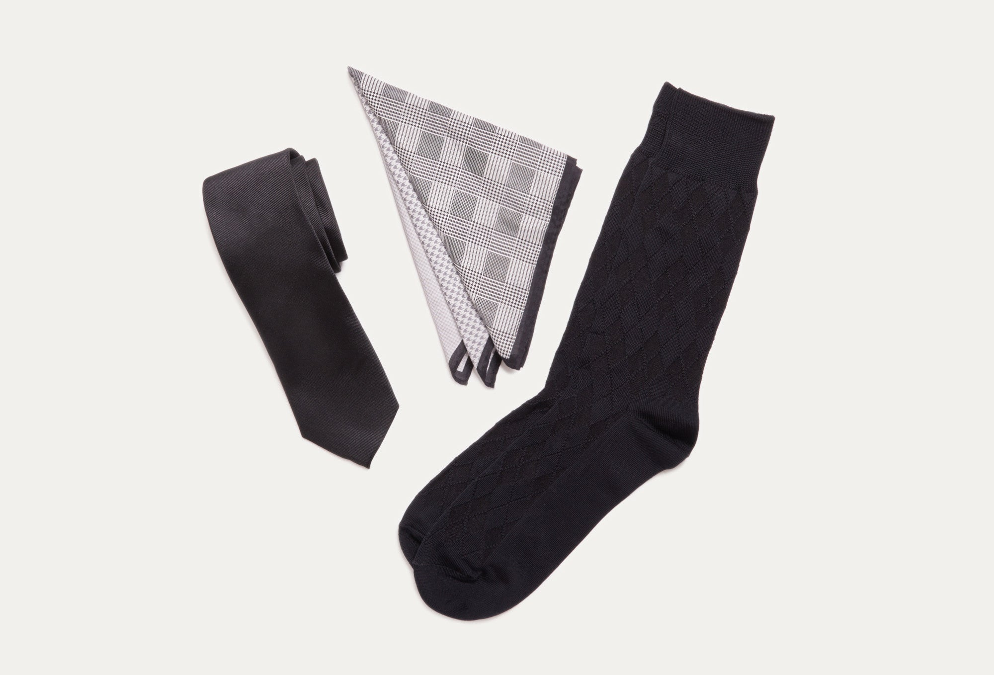 Fox Tie & Sock Bundle