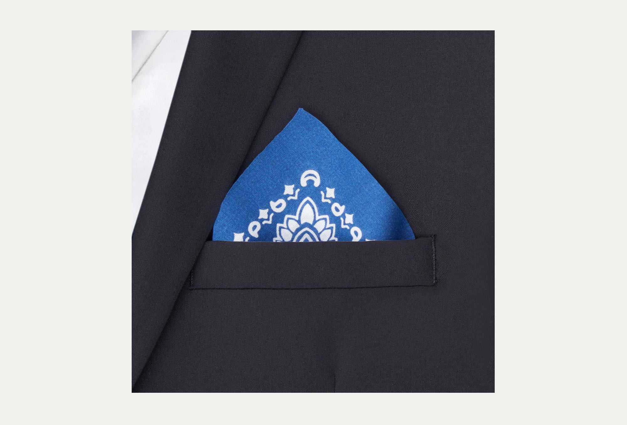 Quincy Pocket Square