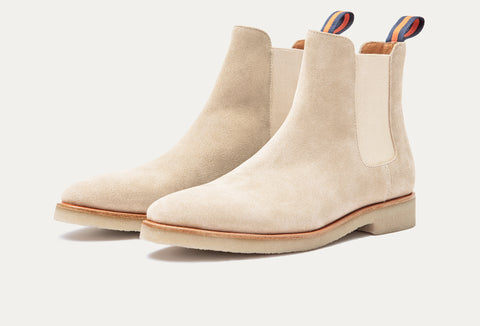 59451979a567 Chuck Suede Chelsea Boot