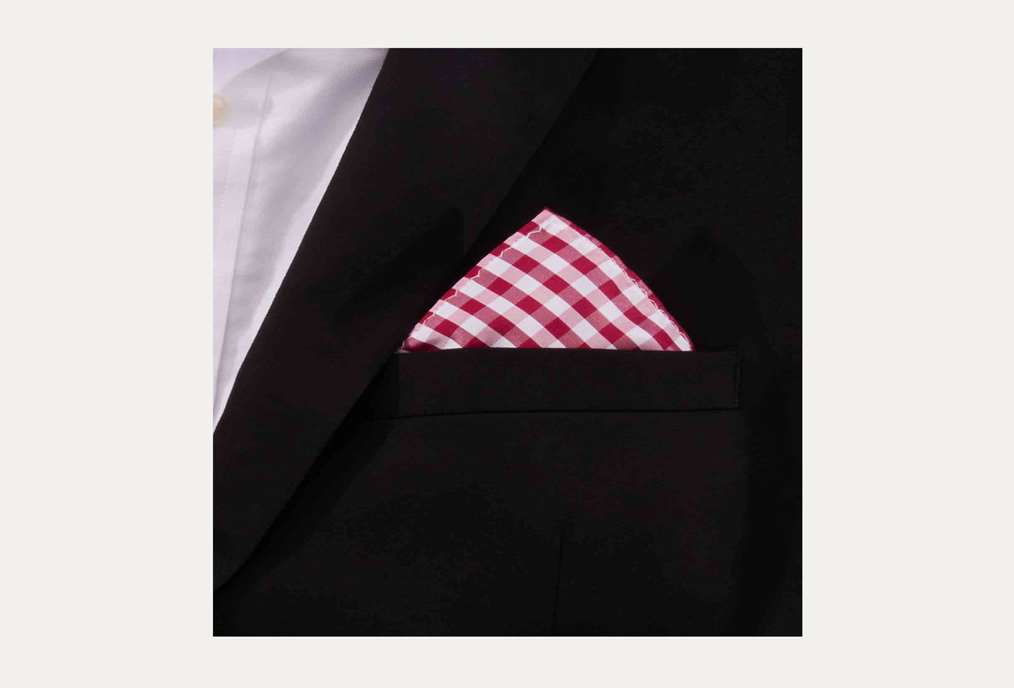 Dupioni Pocket Square