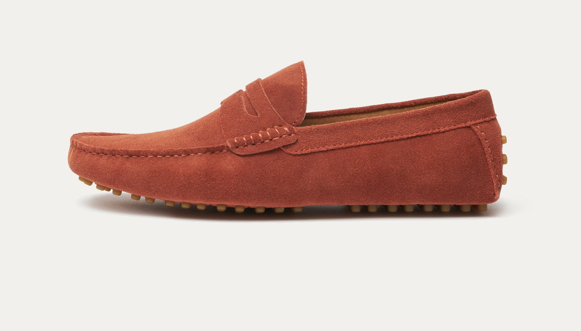 Barclay Suede Driver