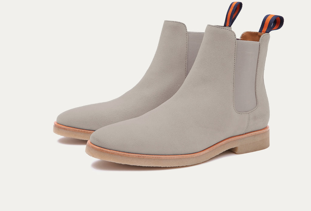 Chuck Suede Chelsea Boot
