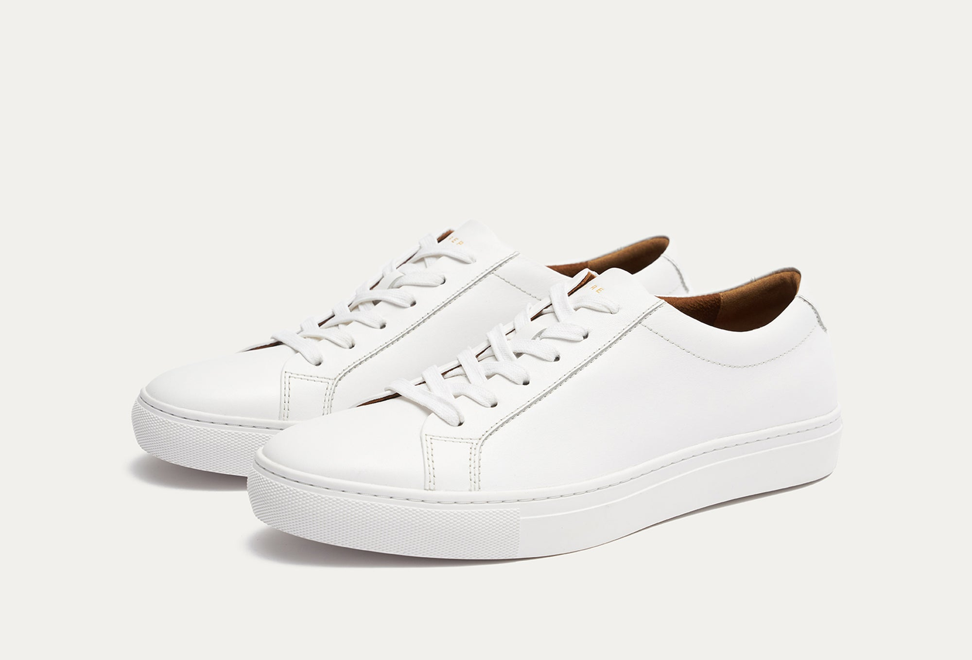 kurt leather sneaker new republic by mark mcnairy