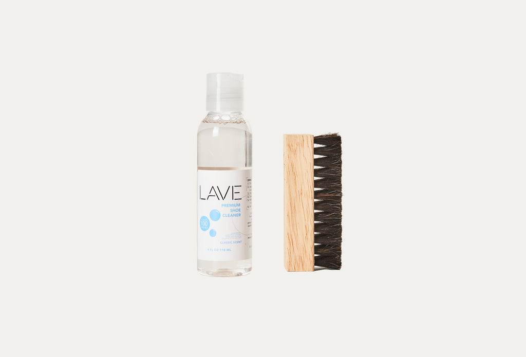 Lave Shoe Cleaning Kit