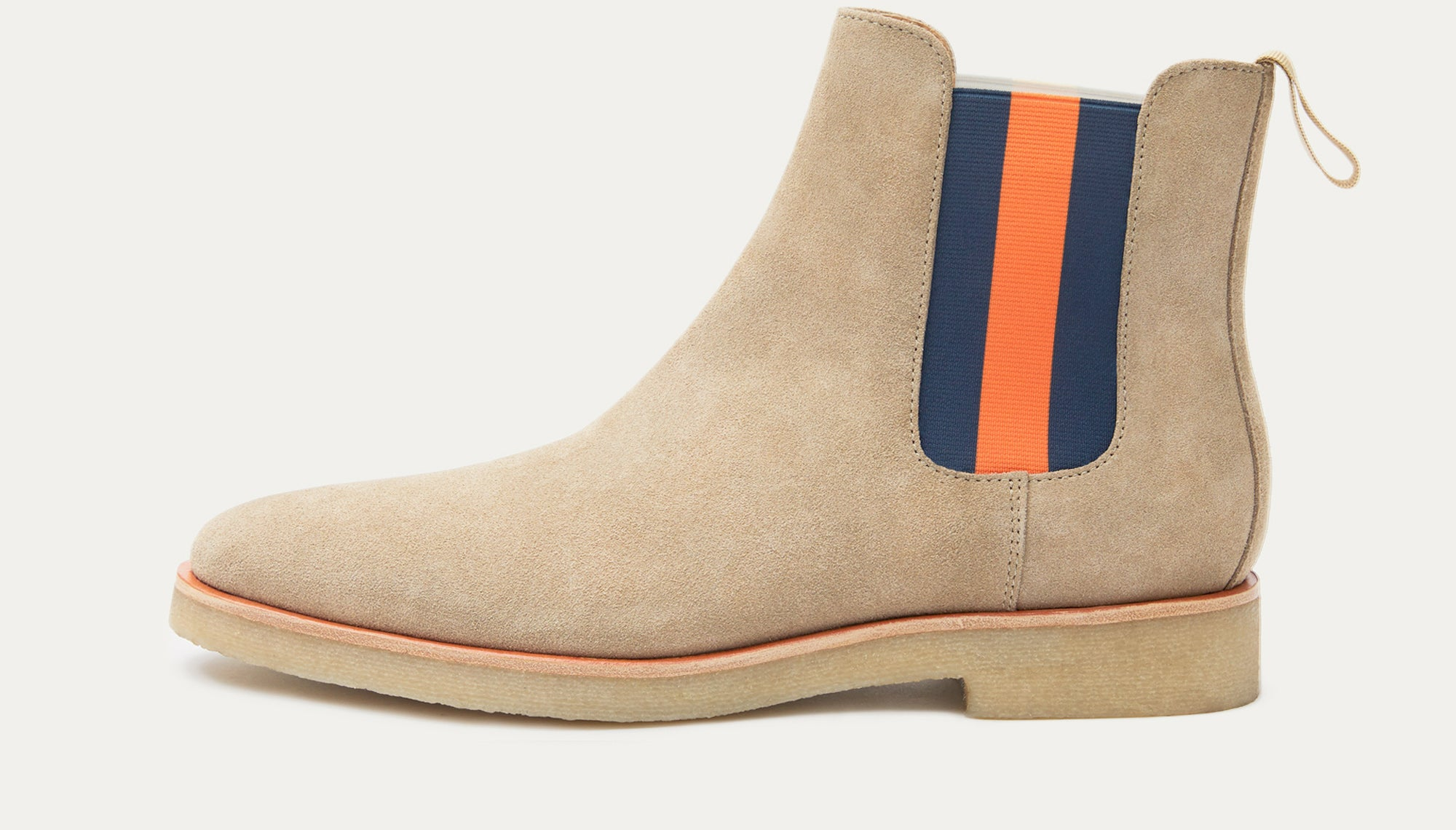 Wilder Suede Chelsea Boot