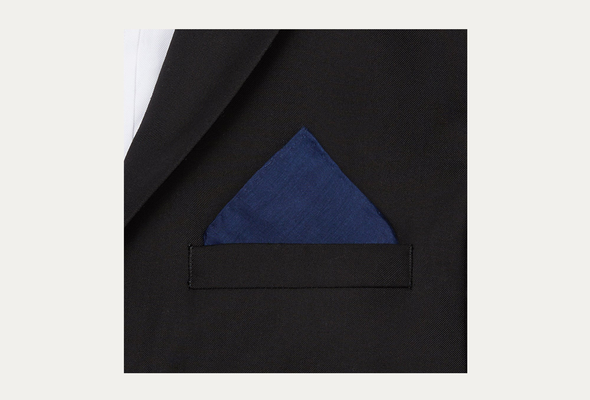Woods Pocket Square
