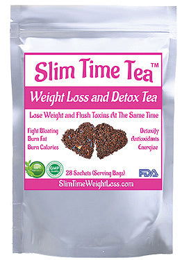 Weight Loss and Detox Tea - 28 Day Supply