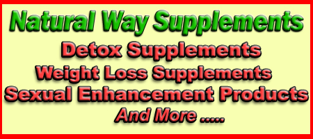 Natural Way Supplements