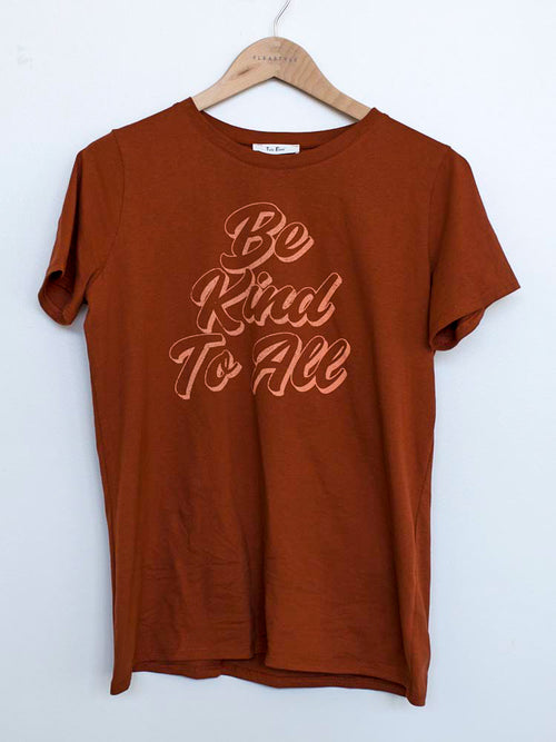 "Brick ""Be Kind"" Tee"