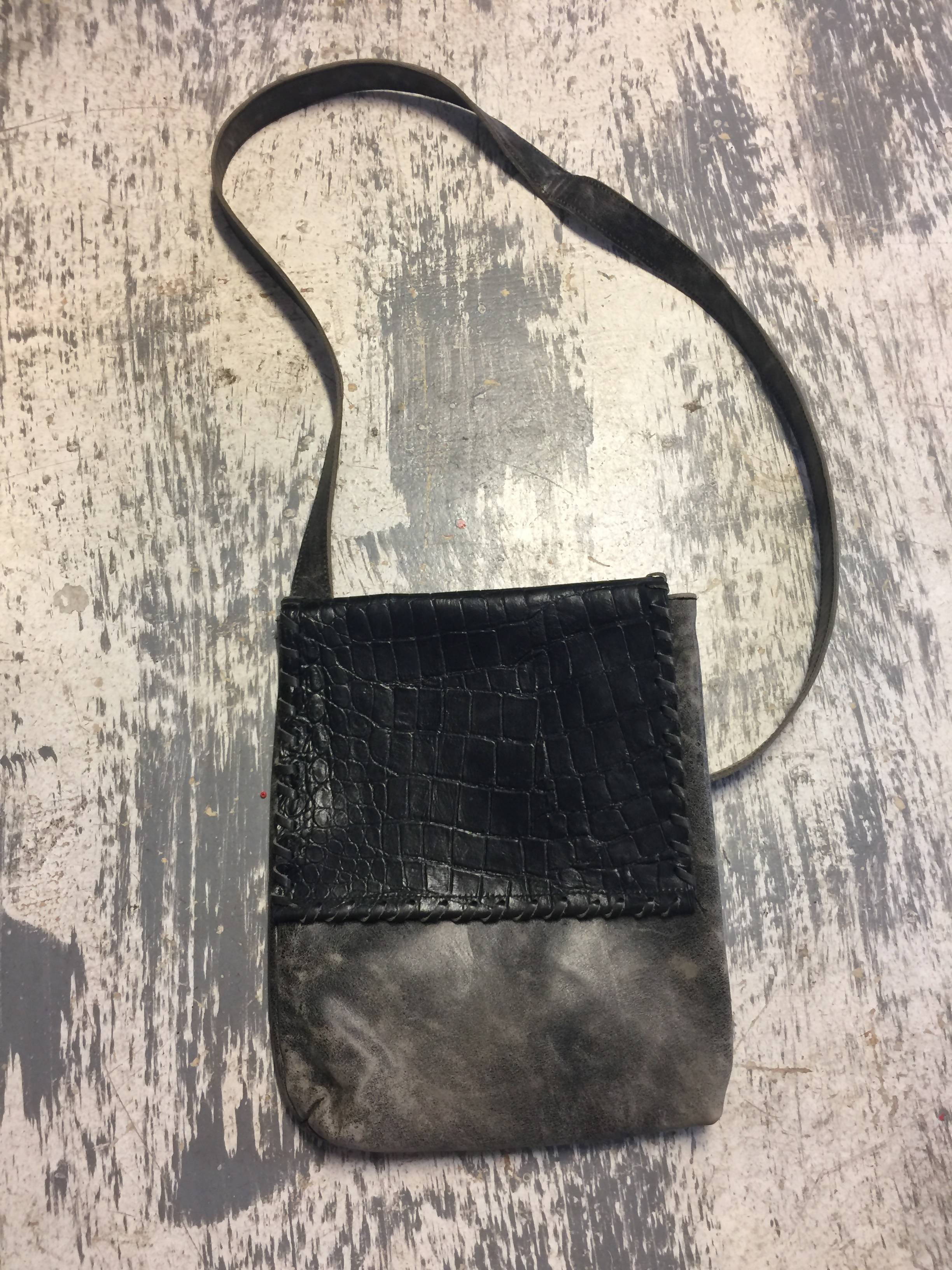Medium Furry Purse