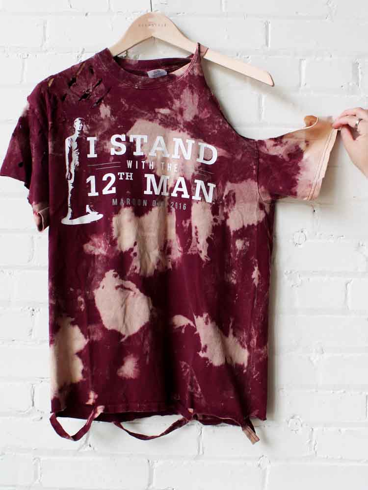 Texas A&M Stand With The 12th Man Tee