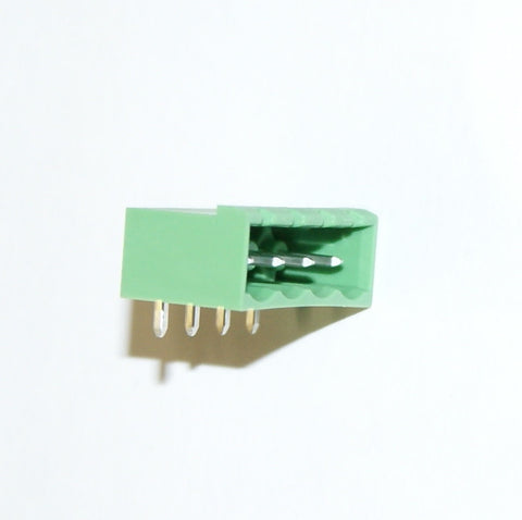 Fixed Terminal Block, 4 contacts