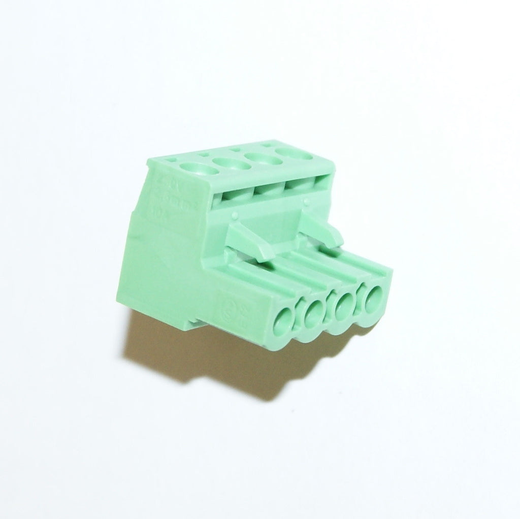 Pluggable Terminal Block, 4 contacts