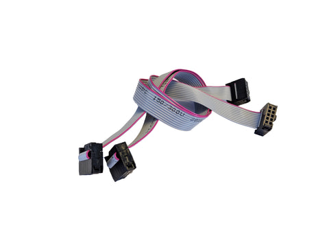 LCD Smart Controller Flat Cables from Reprapdiscount