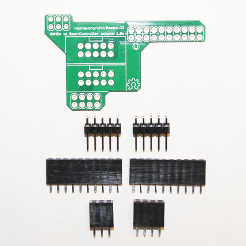 LCD Smart Controller Adapter Board Kit for RAMBo