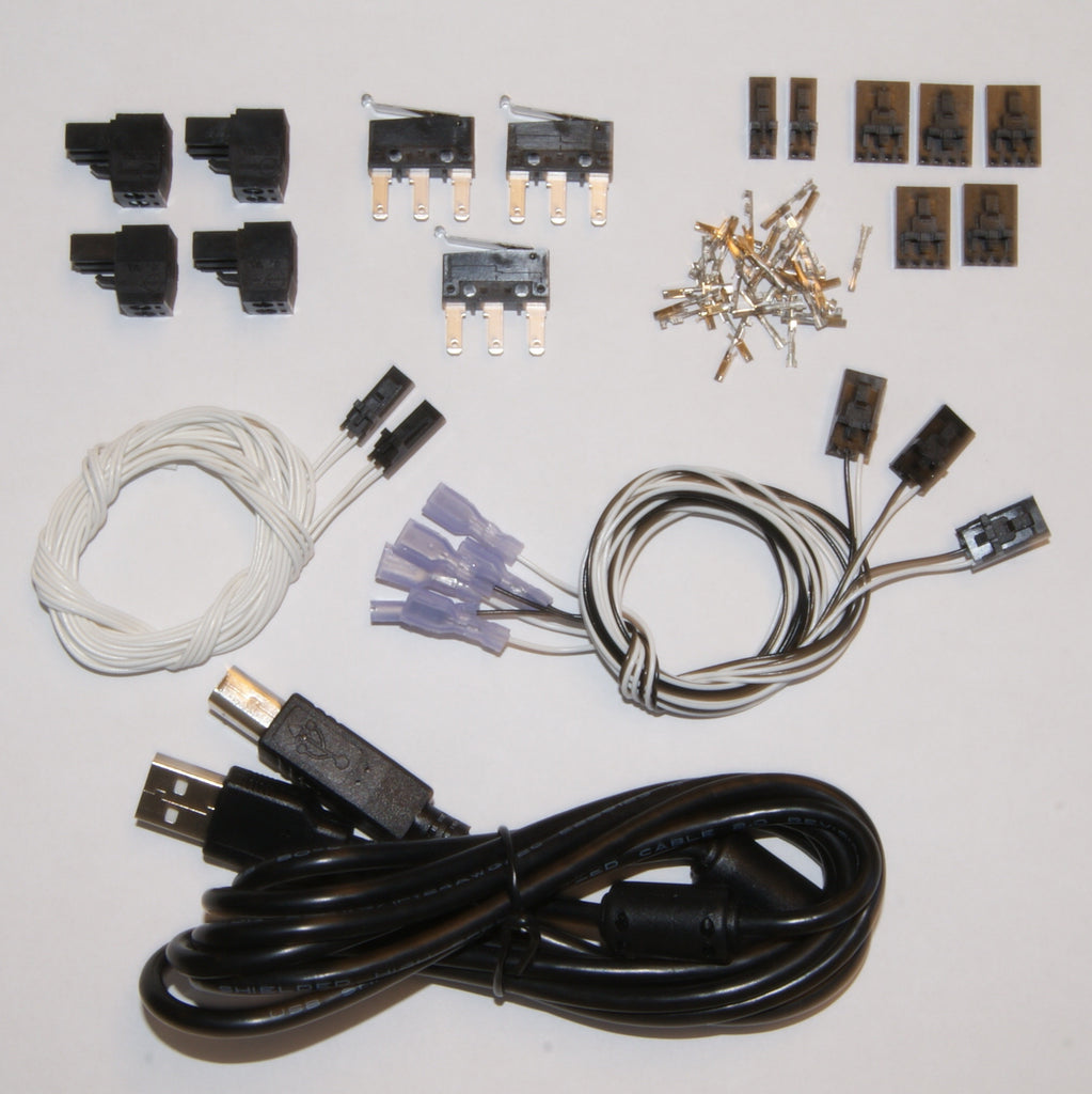 Mini Rambo 13 Ultimachine Connect Ide To Usb Cable Wiring Diagram Complete Kit Accessories Mechanical Endstops