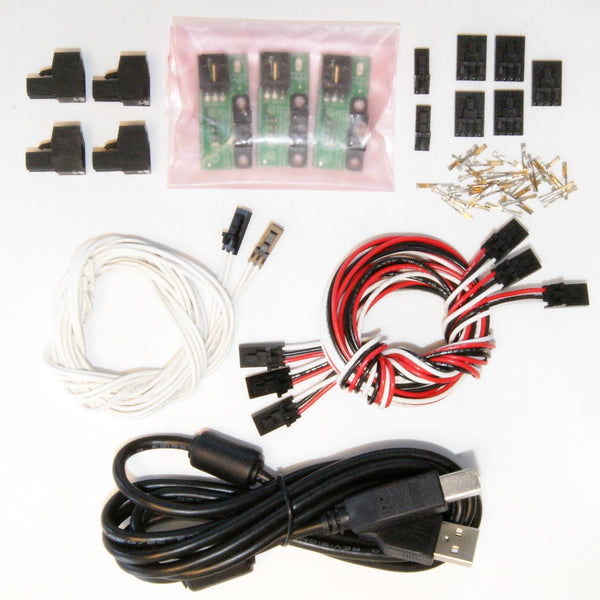 Mini-Rambo - Complete Kit Accessories (Optical Pre-Assembled Endstops)