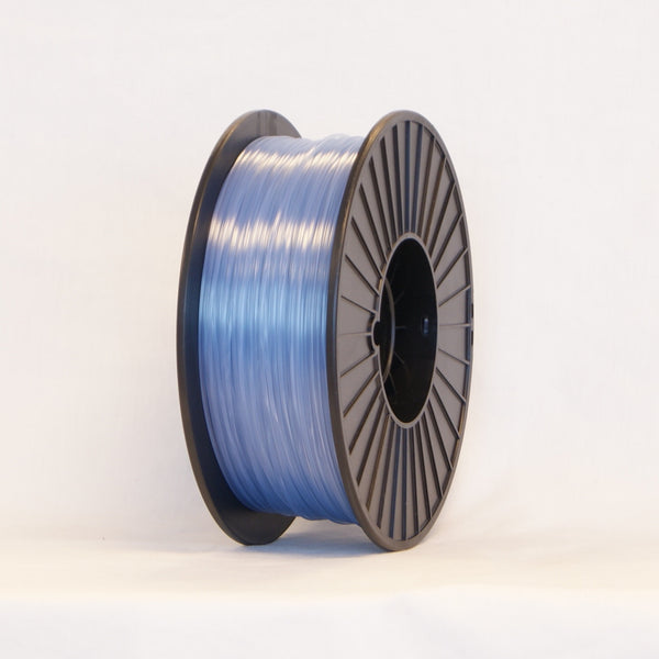 PLA - Blue Translucent - 3D Printer Filament