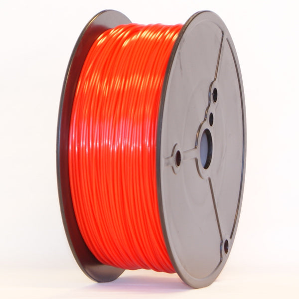 PLA - Red Translucent - 3D Printer Filament