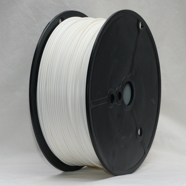 PLA - White - 3D Printer Filament