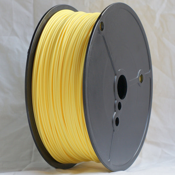 PLA - Yellow - 3D Printer Filament