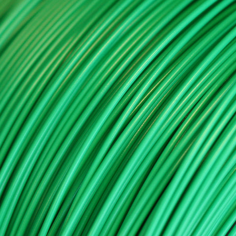 PLA - Green Opaque - 3D Printer Filament