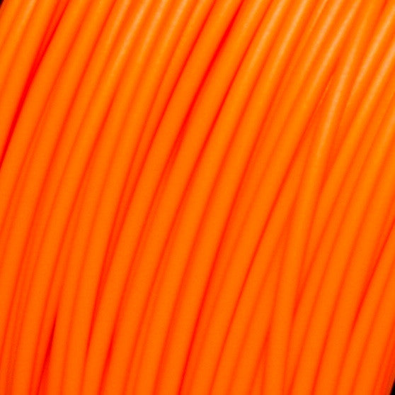 PLA - Orange Neon - 3D Printer Filament