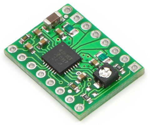 Pololu A4988 Stepper Driver Kit