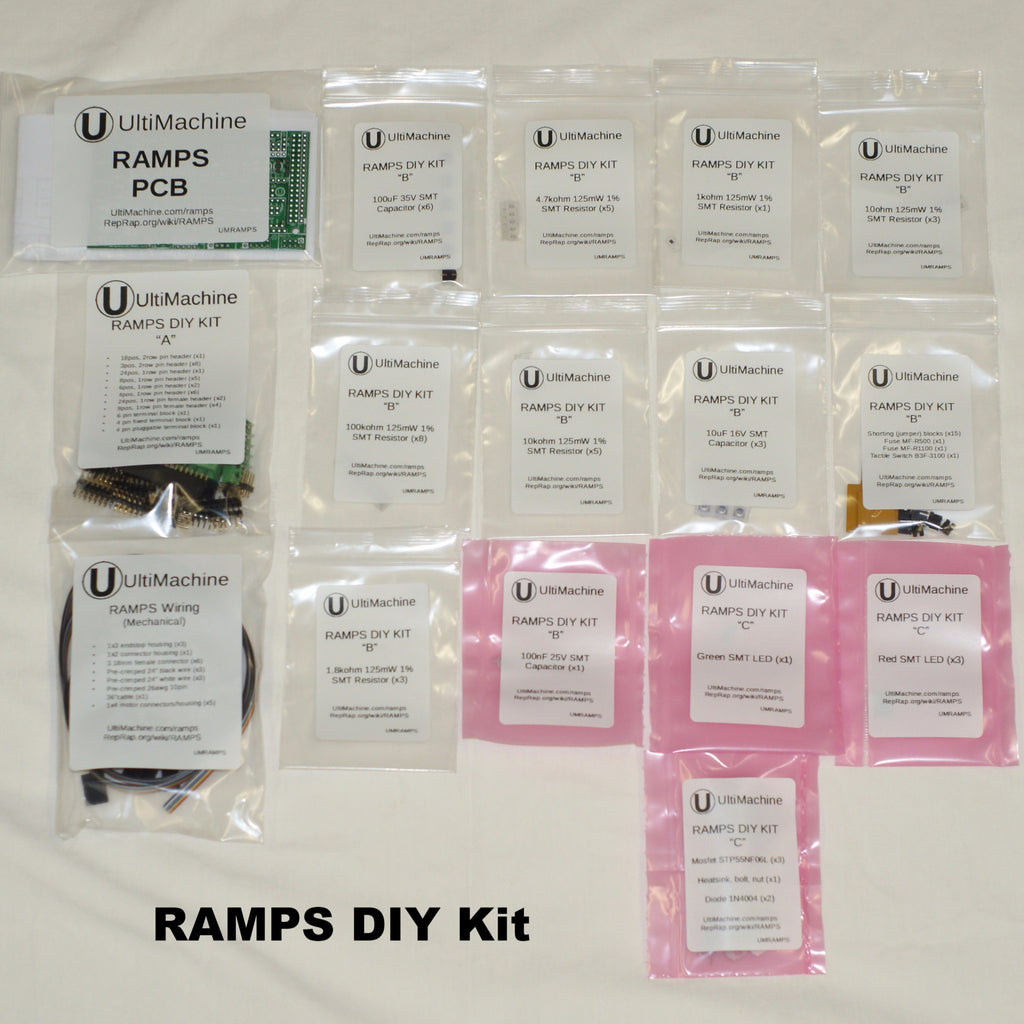 Ramps diy assembly kit ultimachine ramps diy assembly kit solutioingenieria
