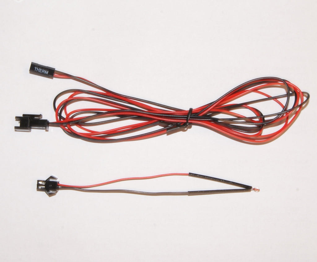 Thermistor 100K, Crimped w/ Cables