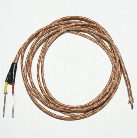 30 AWG Insulated Thermocouple