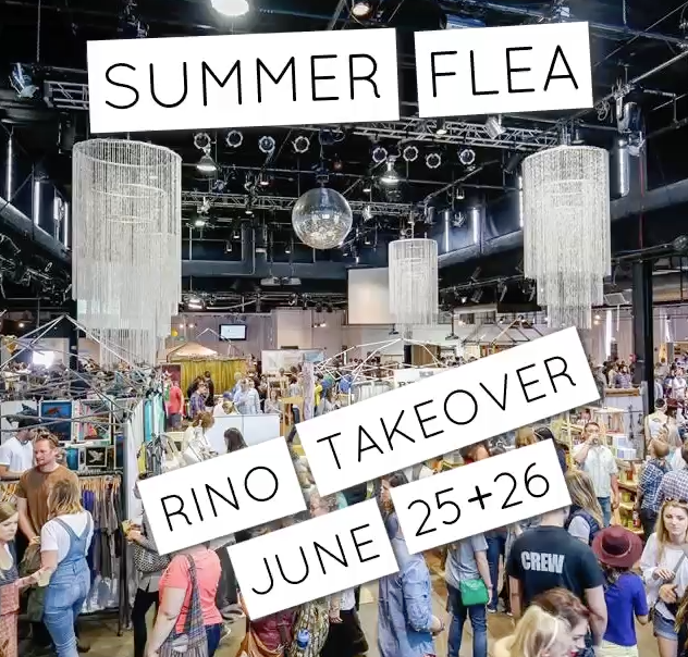 Denver Flea - A new way of looking at events in Colorado