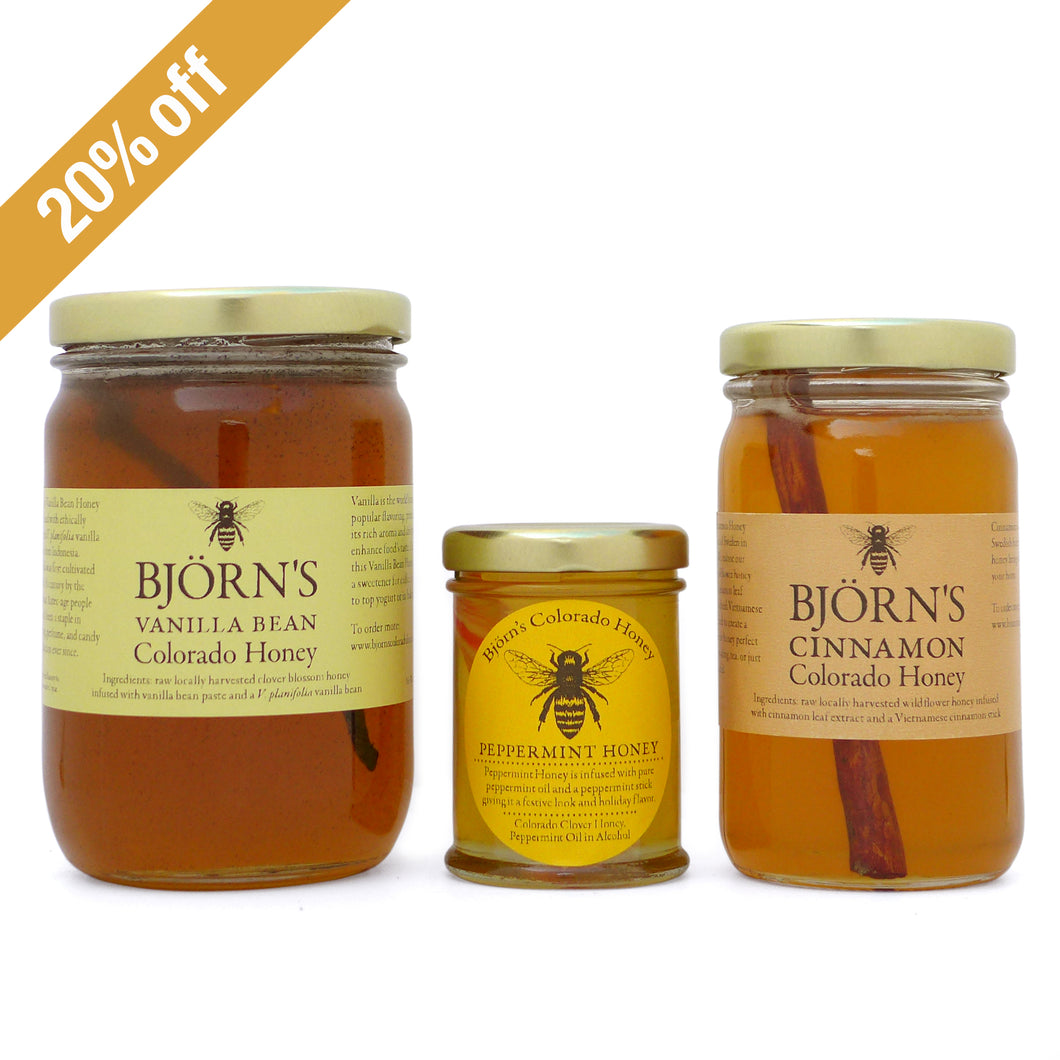 Holiday Honey Bundle