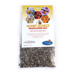 Honey Source Wildflower Seed Mix