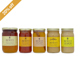 Specialty Honey Bundle
