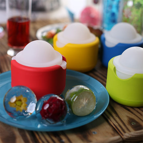 Polar Ice Tray - Polar Ice Ball - Color Collection