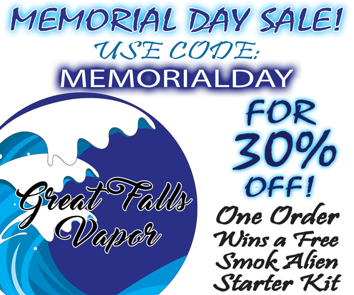 Memorial Day 2017 Sale is now live!