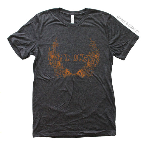 """AUTUMN"" WOMEN'S SEASONAL T-SHIRT 