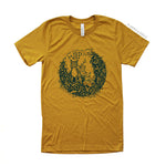 """LIVING AMONG THE WILD"" MAMA FOX T-SHIRT 