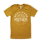"""MOTHER: SLEEP DEPRIVED & STILL ALIVE"" MOM T-SHIRT"