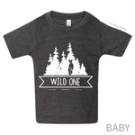 """WILD ONE"" BABY + CHILD T-SHIRT"