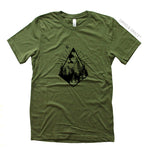 """STILL MOUNTAINS"" UNISEX T-SHIRT"