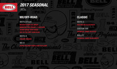 Bell Helmets 2017 Seasonal 360 Line - January 2017 Release