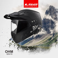 LS2 Helmets Join The Resistance | OHM MX419 Off-Road Gear