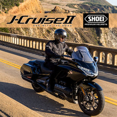 Shoei 2019 Introducing J Cruise II Motorcycle Street Helmet Collection