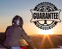 KLIM Motorcycle Gear Protection Guarantee Announcement