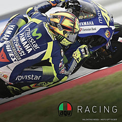 AGV Presents: Valentino Rossi Motocycle Racing Helmets