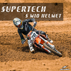 Alpinestars MX 2018 | Introducing The Supertech S M10 Helmet