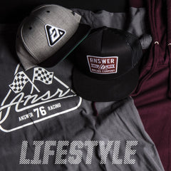 Answer Racing 2018 | Moto Lifestyle Hats Collection